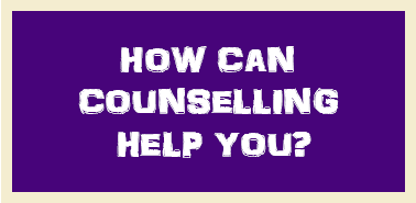 How can counselling help you?